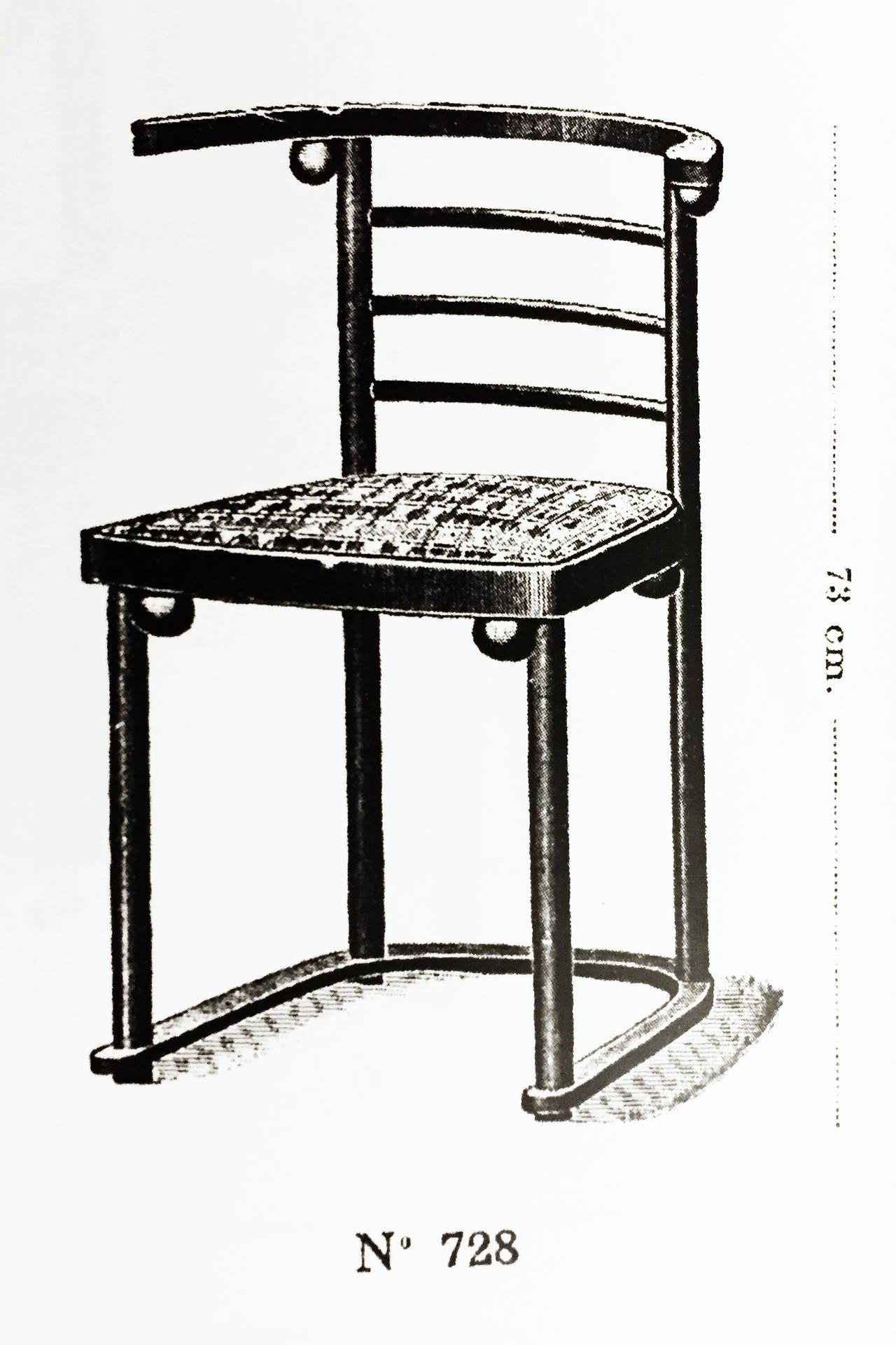 Kohn Chair Model No. 728