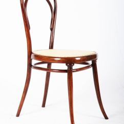 Bentwood Dining Chair Evenflo Expressions High Replacement Parts Thonet Side No 14 With First Paper Label
