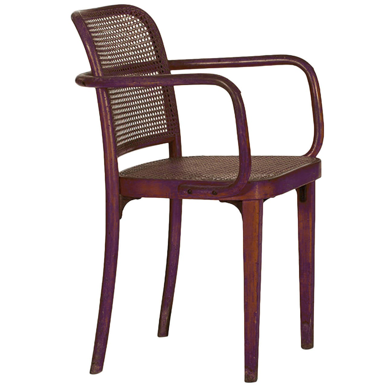 thonet chair styles white wishbone replica a 811 attributed to josef hoffmann or