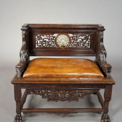 Antique Chinese Dragon Chair Swing Olx Carved Throne Seat At 1stdibs