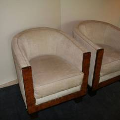 French Barrel Chair Covers At Argos Pair Of 1930s Art Deco Chairs For Sale