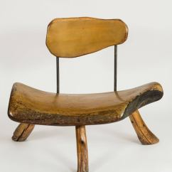 Handmade Wooden Chairs Leather Conference Room Wood And Iron For Sale At 1stdibs