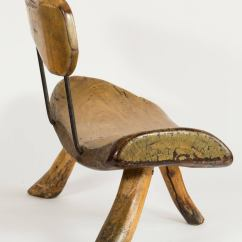 Handmade Wooden Chairs Small Office Cheap Wood And Iron For Sale At 1stdibs