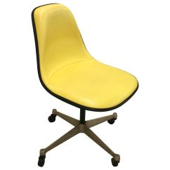 Fiberglass Shell Chair Outdoor High Top Table And Chairs Mid Century Herman Miller At 1stdibs