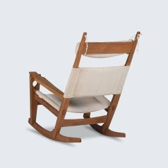 Chair Design Back Angle Cotton Covers For Sale Vintage Danish Keyhole 675 Rocking By Hans J Wegner