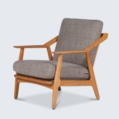 Mid Century Barrel Dining Chair Toddler Toys R Us Vintage Danish H. Brockmann Petersen Easy In Oak, 1955 At 1stdibs