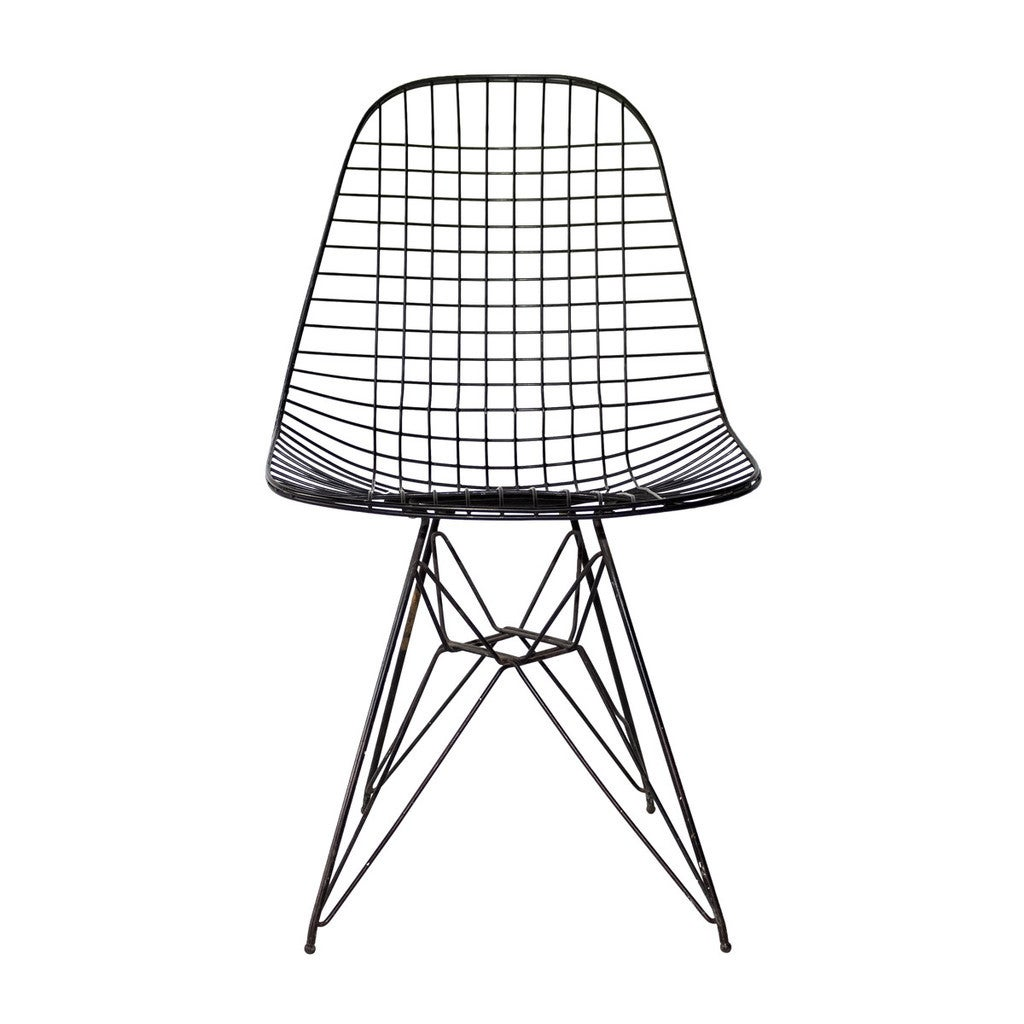 Eames Wire Mesh Side Chair For Sale At 1stdibs