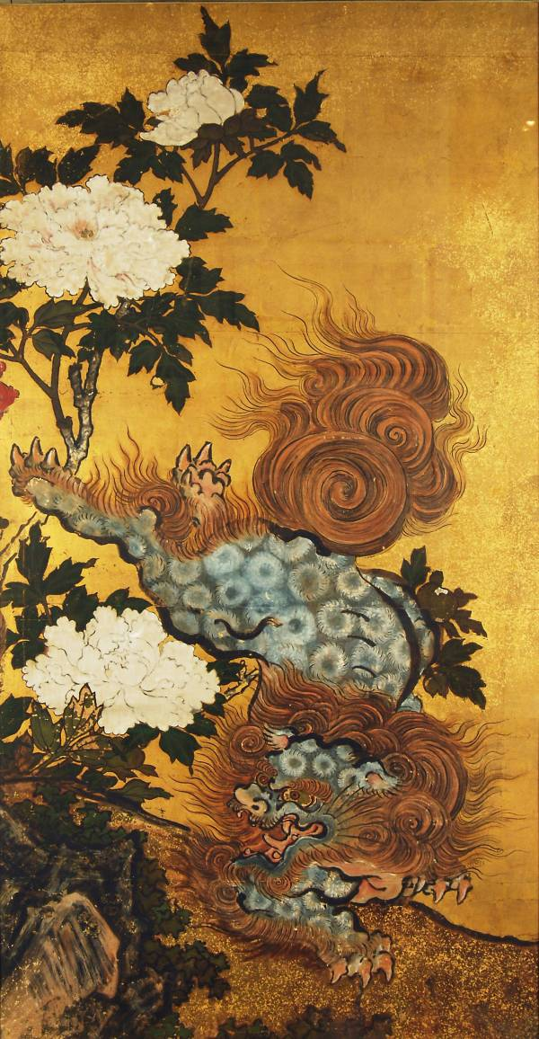 Antique Japanese Art Paintings