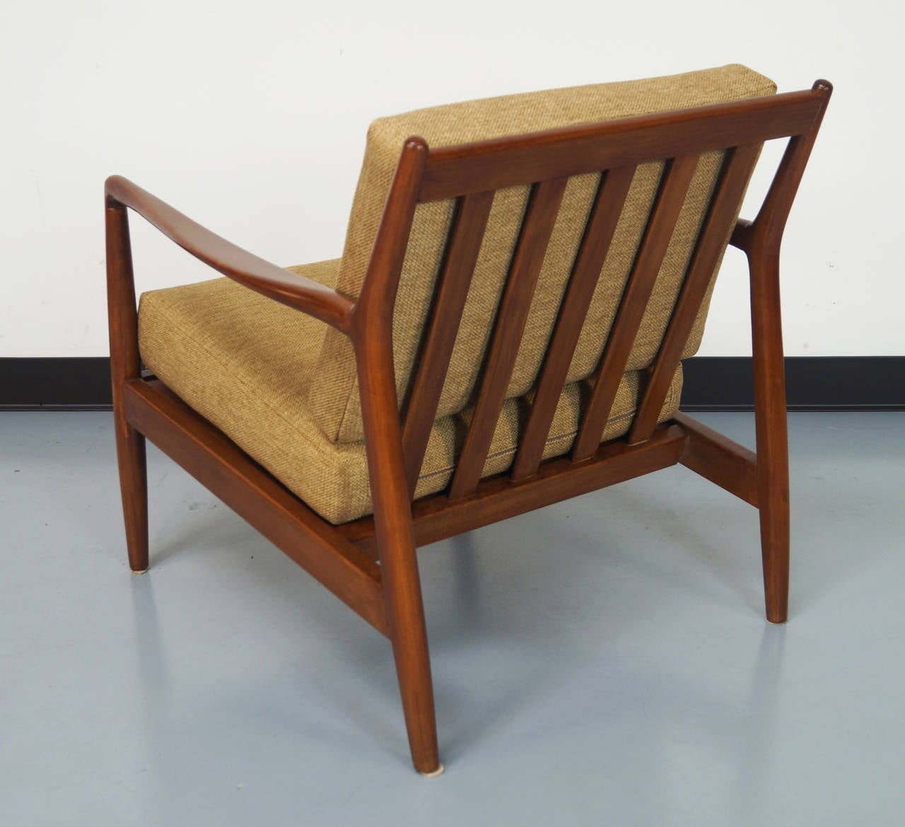 Mid Century Lounge Chair Mid Century Lounge Chair By Folke Ohlsson At 1stdibs