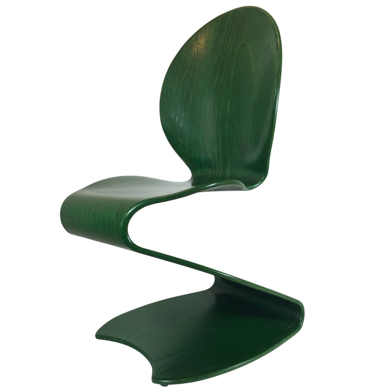 panton s chair nursery chairs ikea 1956 verner no 276 quots quot distributed by thonet