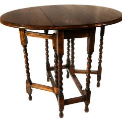 Gateleg Table With Chairs Dining Casters Uk At 1stdibs