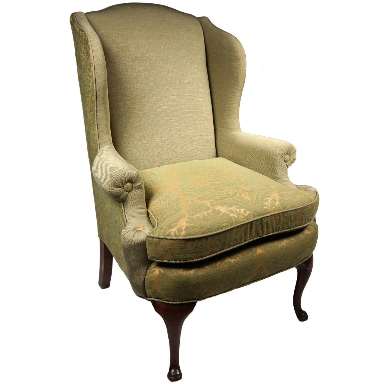 wingback chair for sale aeron replacement parts by southwood at 1stdibs