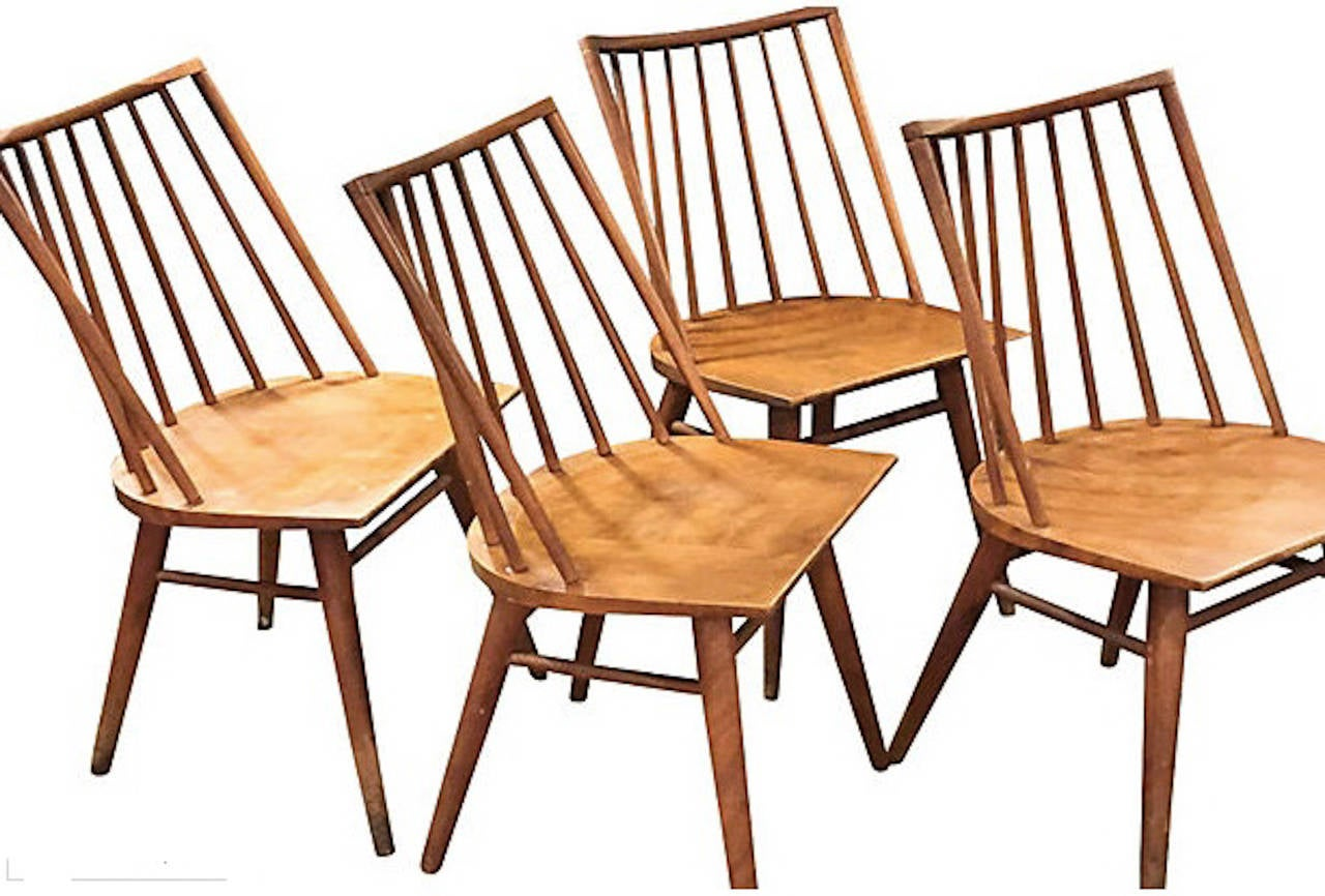 conant ball chair folding lyrics meaning set of four mid century russel wright chairs