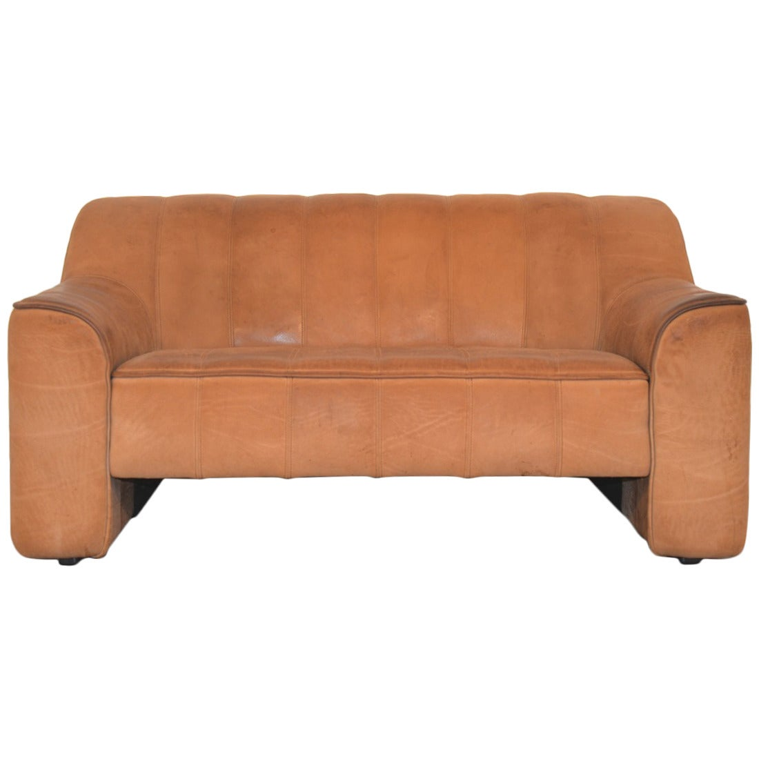 de sede sofa vintage replacement outdoor cushions uk ds 44 two seat or loveseat 1970s for