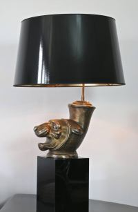Pair of 'Animals' Table Lamps at 1stdibs