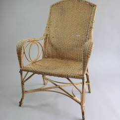 Arm Chairs For Sale French Large Rattan Armchair At 1stdibs