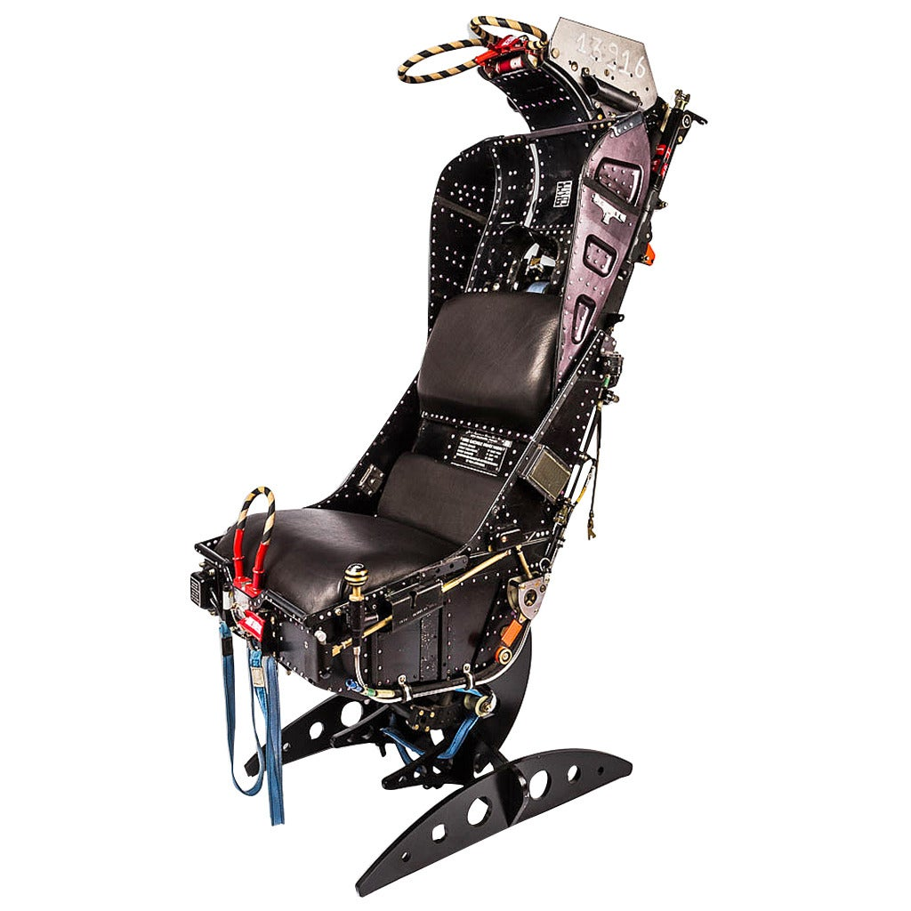 ejection seat office chair oak rocking plans stylish and very unusual martin baker aircraft