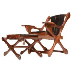 Sling Chairs For Sale Tattoo Chair Don Shoemaker Rosewood Quotswinger Quot And Ottoman