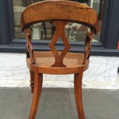 Cane Bottom Chairs Panton S 19th Century English Walnut With Arm Chair At