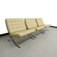 Barcelona Chairs Bean Bag Gaming Chair Authentic Early Knoll 3 Available At 1stdibs