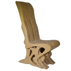 Frank Gehry Cardboard Chair Guest Office Chairs In The Style Of At 1stdibs