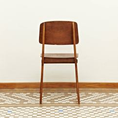 Prouve Standard Chair Green Side Jean Prouvé Quottout Bois Quot 1941 At 1stdibs