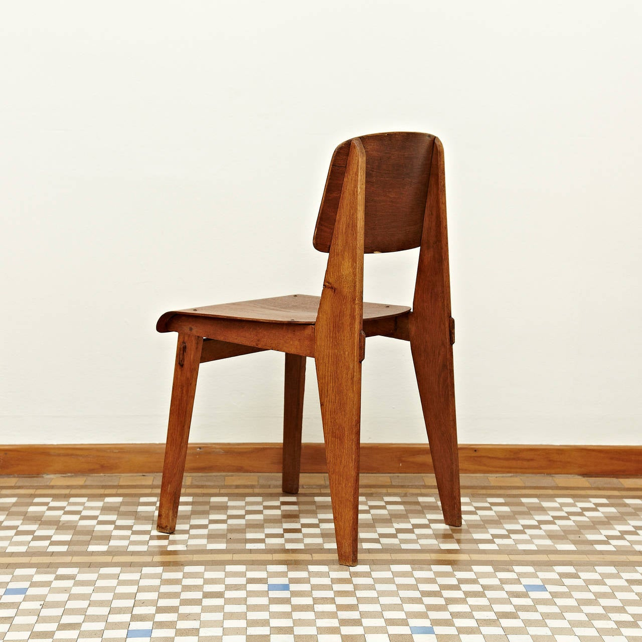 prouve standard chair haworth task jean prouvé quottout bois quot 1941 at 1stdibs