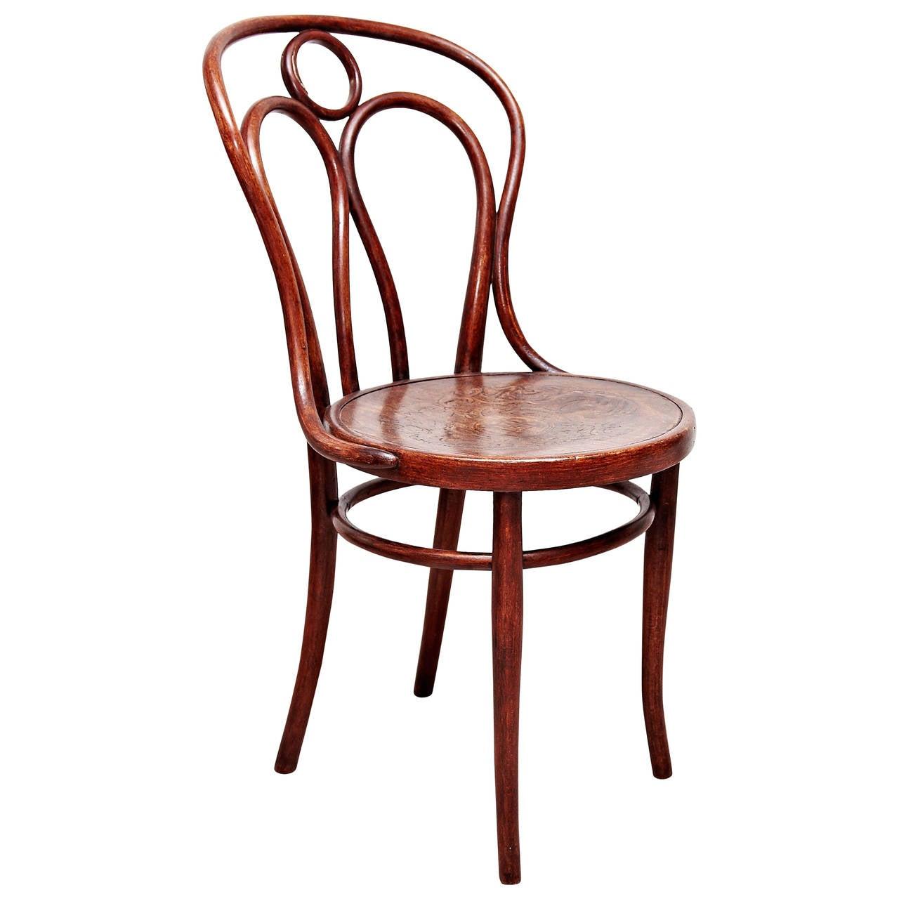 Thonet Chair at 1stdibs