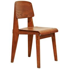 Prouve Standard Chair Target Folding Chairs Black Jean Prouvé Quottout Bois Quot 1941 At 1stdibs