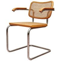 Marcel Breuer Cesca Chair, circa 1950 at 1stdibs