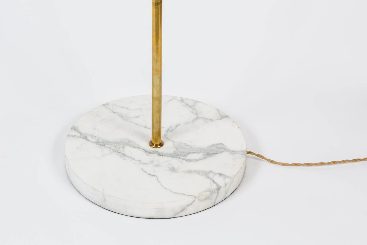 Stilnovo Double Cone Floor Lamp At 1stdibs