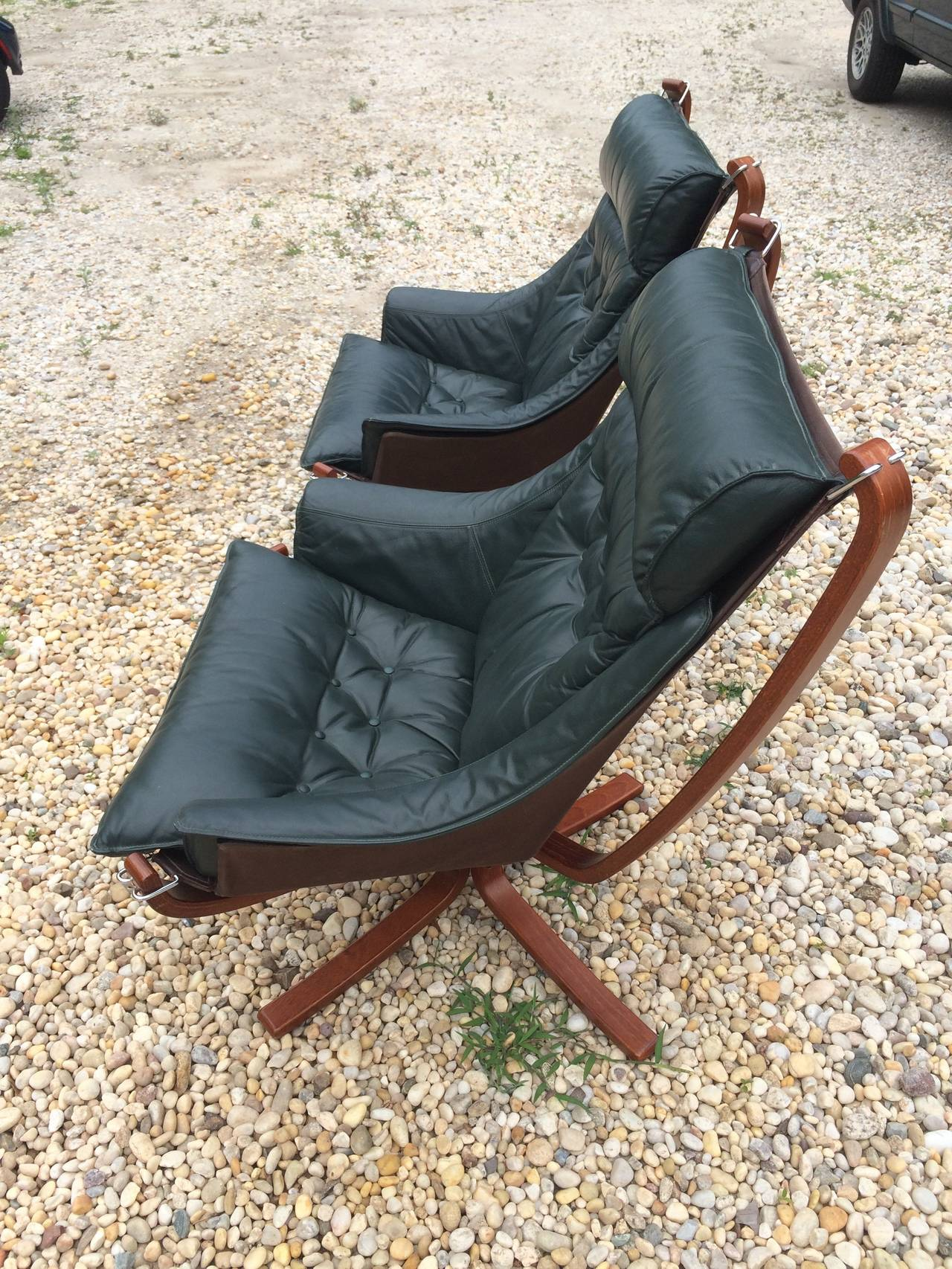 dark green recliner chair leather guest single jade and rosewood quotfalcon