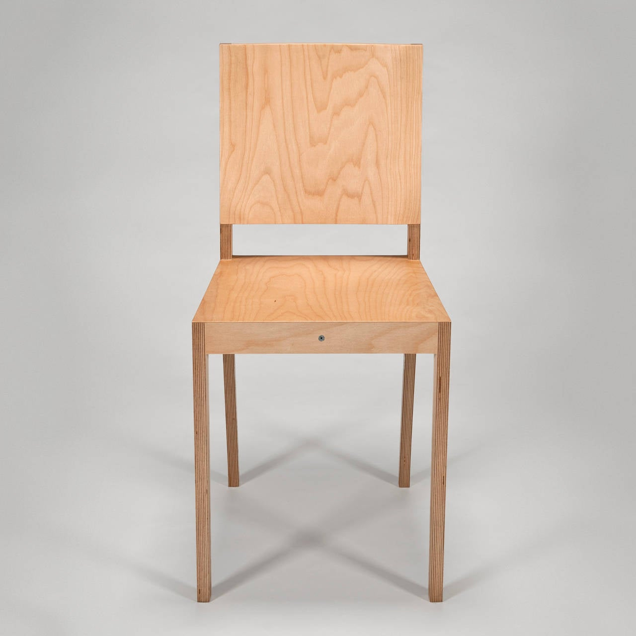 how to make a plywood chair princess table and set ply with closed back by jasper morrison for vitra