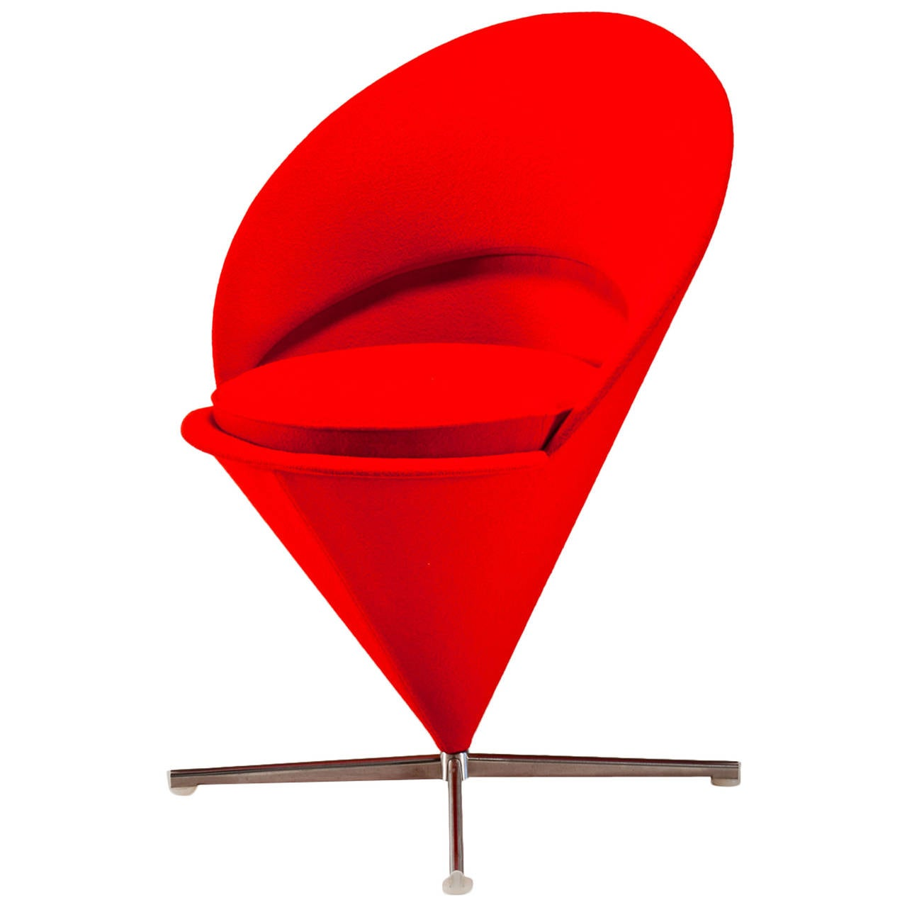 chair design museum gold spandex covers cone by verner panton vitra for sale