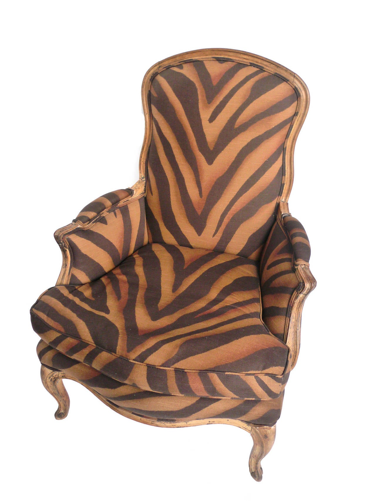 french bergere chair and ottoman infant bouncy at 1stdibs