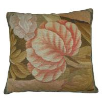 Antique French Aubusson Pillow at 1stdibs