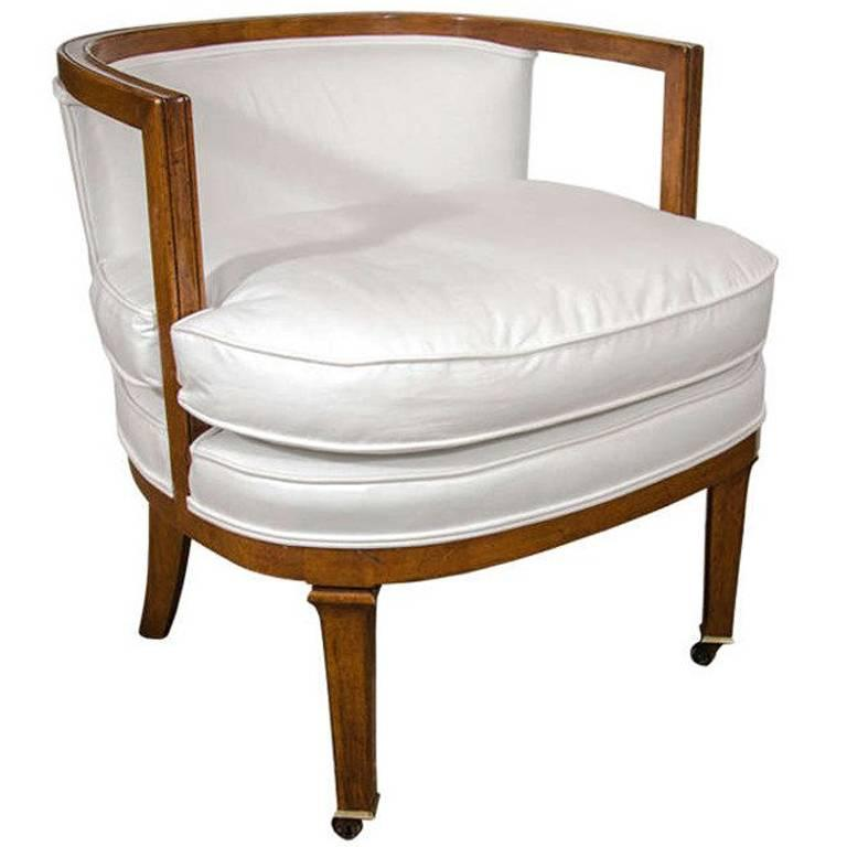 barrel back chair ikea air vintage for sale at 1stdibs