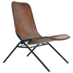 Folding Chair Leather What Is A Geri Used For Rare Olof Pira Sale At 1stdibs