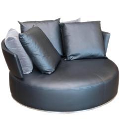 Revolving Chair Used Small Reading B Andb Italia Maxalto Amoenus Sofa For Sale At 1stdibs