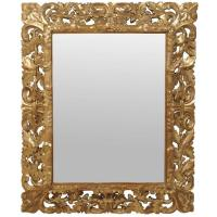 19th Century French Gilded Mirror with Carved Frame For ...