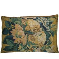 Antique Flemish Tapestry Pillow, circa 17th Century For ...