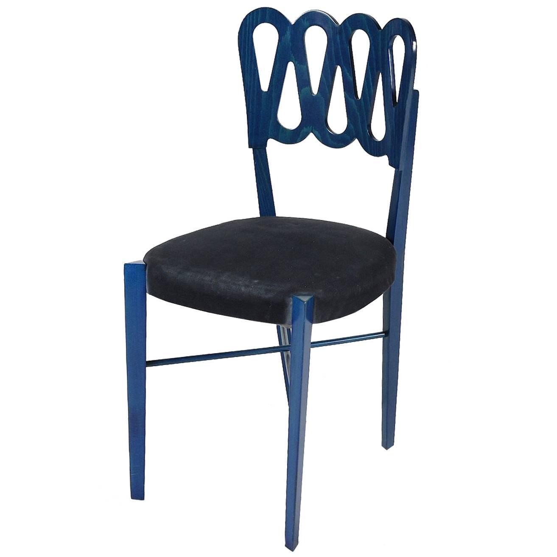 Gio Ponti Chair at 1stdibs