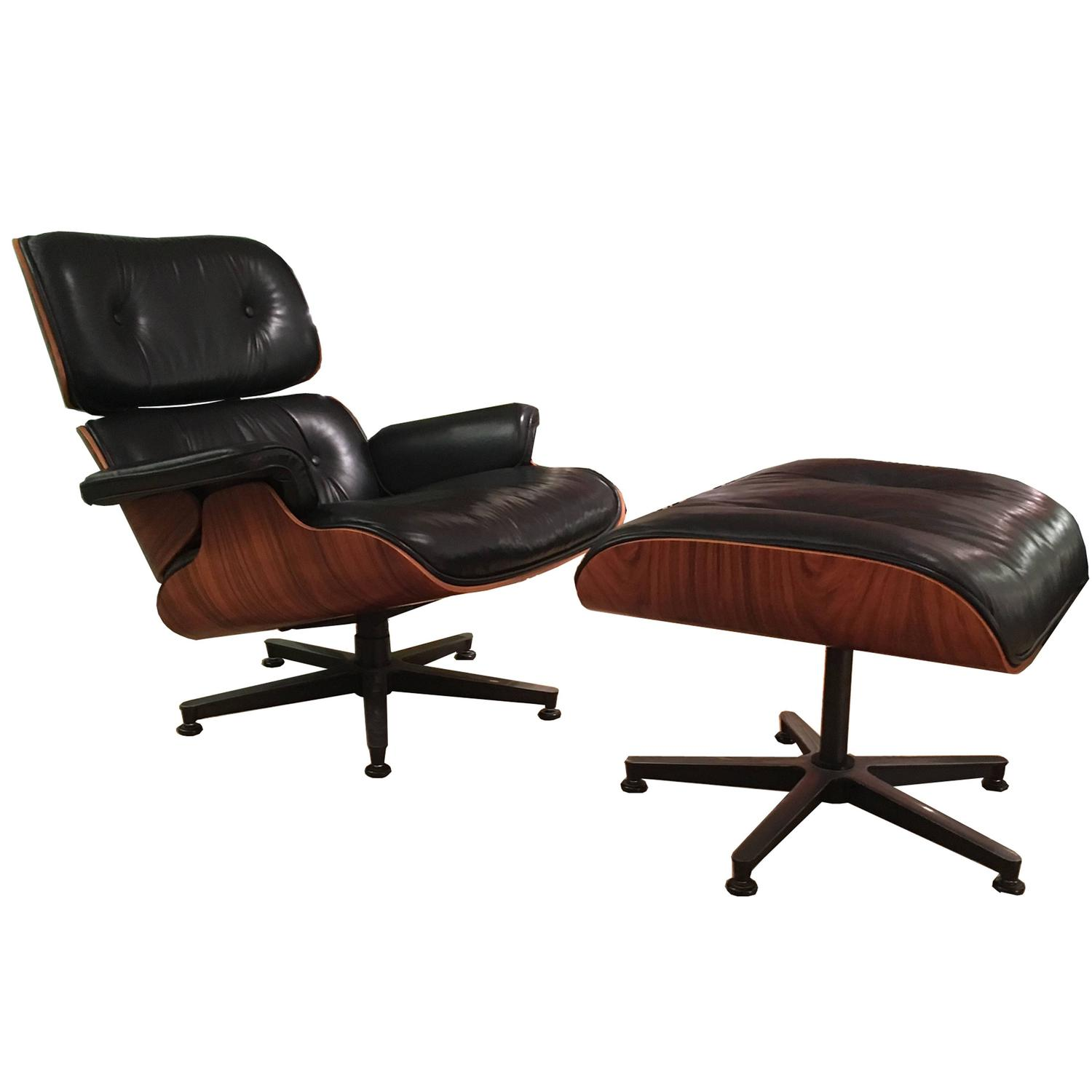 eames lounge chair for sale hanging chairs with stand bedrooms and ottoman by charles at 1stdibs
