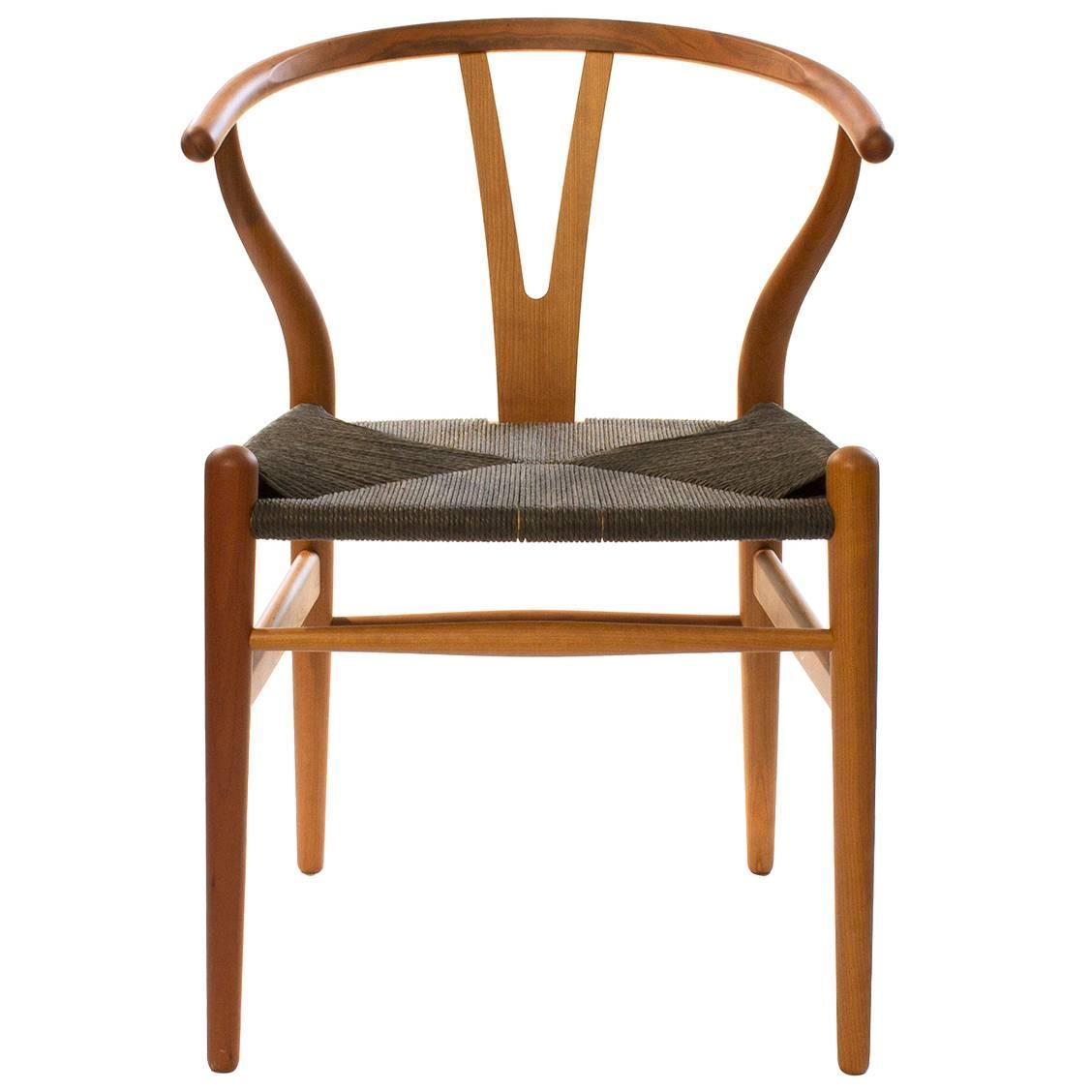 wishbone chairs black circle chair target carl hansen and søn ch24 dining by hans
