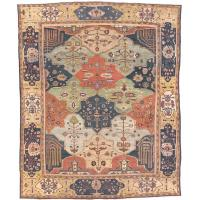 Late 19th Century Ziegler Sultanabad Carpet For Sale at