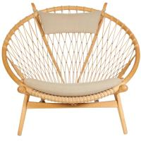 """The Hoop Chair"" by Hans J. Wegner at 1stdibs"