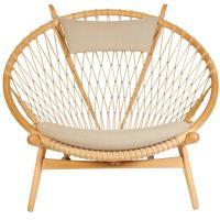 """The Hoop Chair"" by Hans J. Wegner at 1stdibs"
