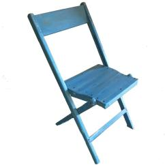 Folding Chairs For Sale Reclining Captains Blue Wooden Chair At 1stdibs