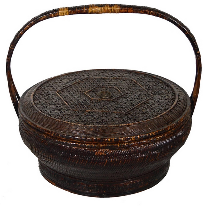 19th century chinese handwoven