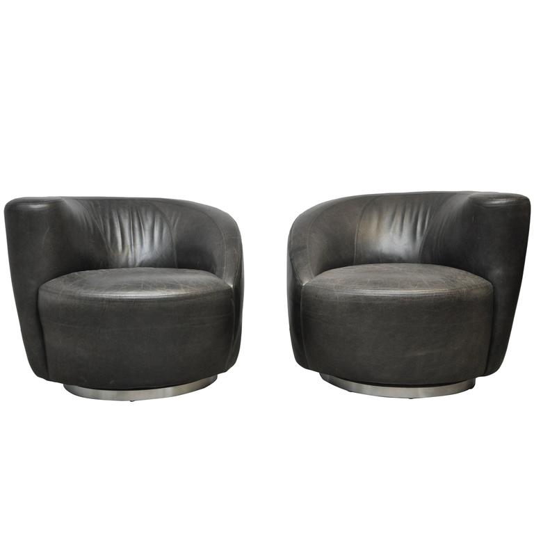 swivel chairs for sale chair casters hardwood floors vladimir kagan nautilus at 1stdibs